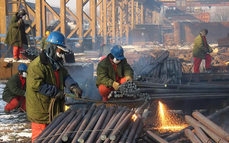 Chinese Steelmaker That Cooked The Books Shows Struggle To Revive Rust Belt