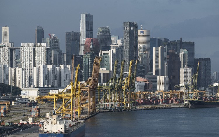 Singapore's Economic Downturn Continues As US-China Trade War Wreaks Havoc On Asia Export Hubs