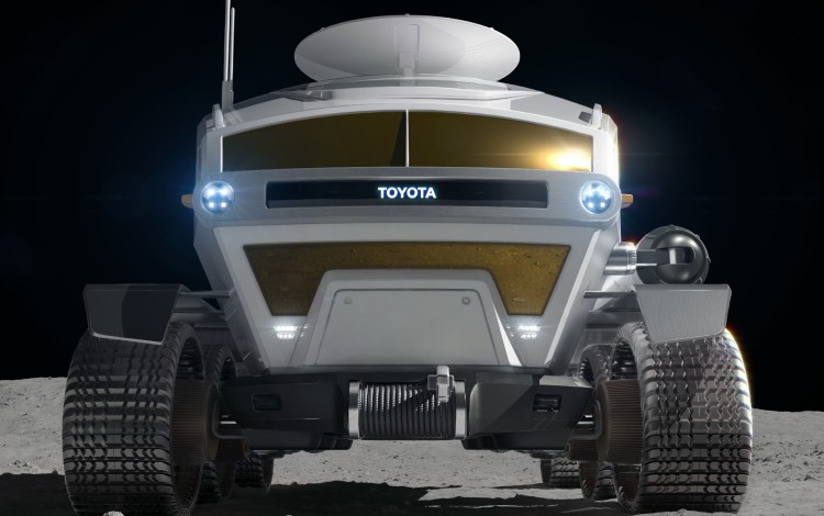 Japan Shoots For Moon With Toyota Rover Plans - Joining US, China, India On Lunar Quest
