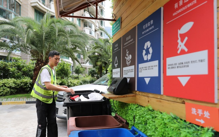 China's War On Trash Goes Hi-tech With AI-driven Apps For Sorting And Facial Recognition To Enforce Recycling