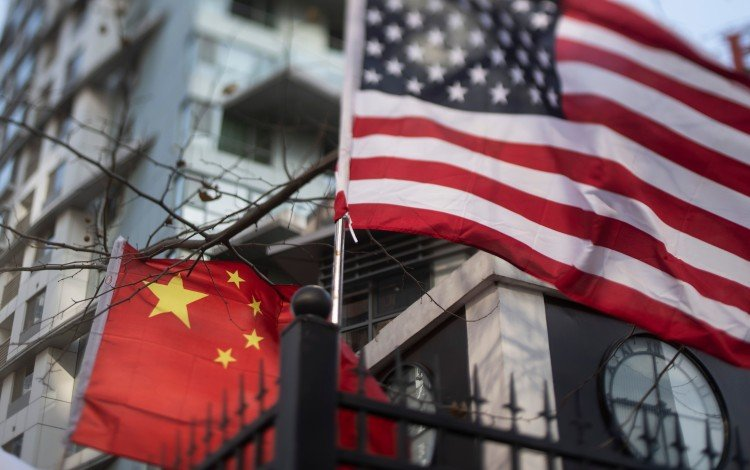 Tensions Between US-China Over Trade, Technology 'persistent', Could Last For Years, BlackRock Says