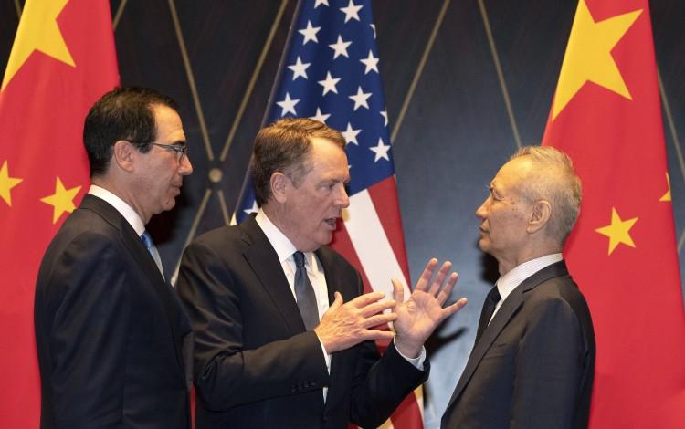 China Keeps Door Open To September Talks In Washington, Despite Trade War Escalation