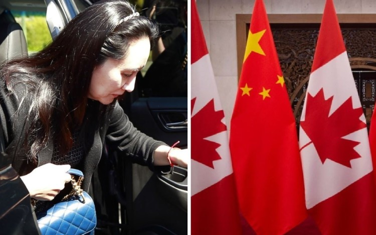 Chinese Immigration And Visitor Visa Applications To Canada Plunge Since Arrest Of Huawei's Meng Wanzhou