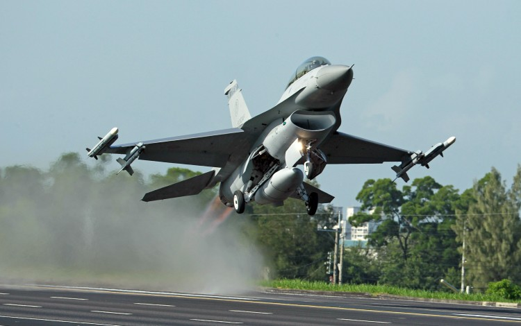 Trump Administration To Go Ahead With US$8 Billion Sale Of F-16 Fighter Jets To Taiwan, Angering China