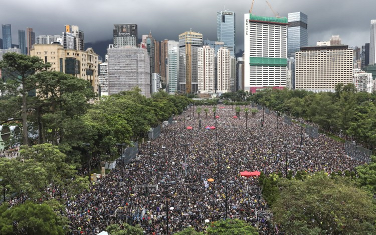 Facebook Takes Down Anti-Hong Kong Protest Accounts 'because Of Chinese Government Links, Not Content'