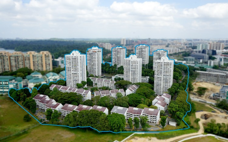 Sellers Of Singapore's Largest Residential Site Above A Lush Park Are Wooing Mainland China, Hong Kong Developers