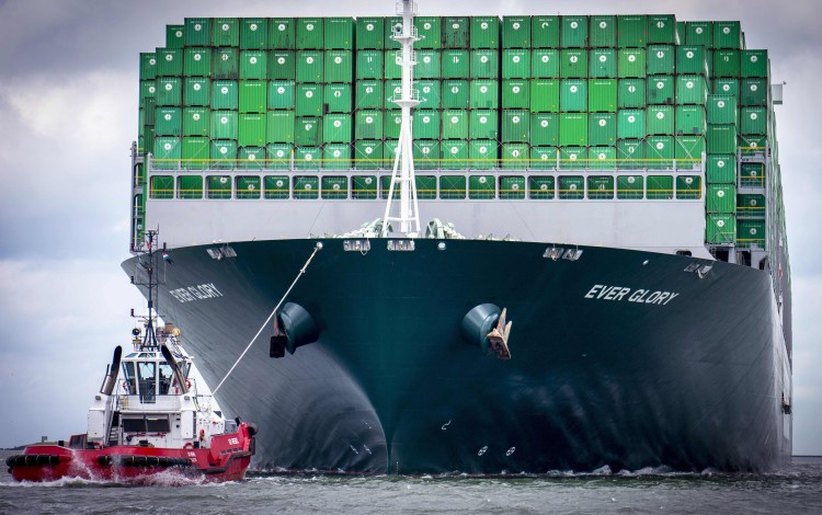 Taiwan's Evergreen To Spend Up To US$1.6 Billion On 10 Supersized Cargo Ships, To Be Built In China And South Korea
