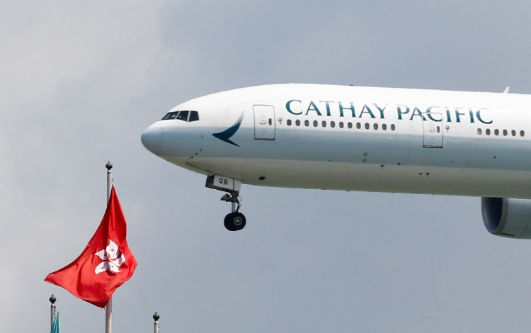 Airlines Call On Hong Kong Government To Waive Airport Fees To Ease Losses Caused By Anti-government Protest Crisis