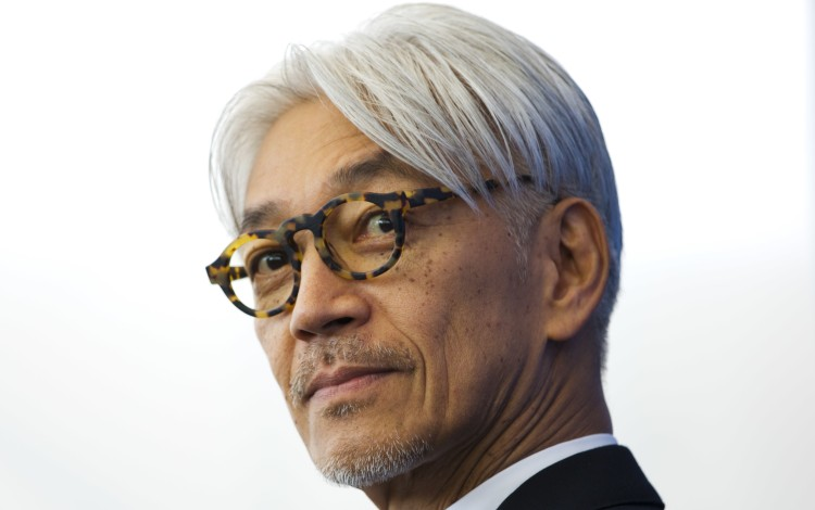 Ryuichi Sakamoto's management says the legendary composer has always preferred to pursue his musical journey alone. Photo: AP