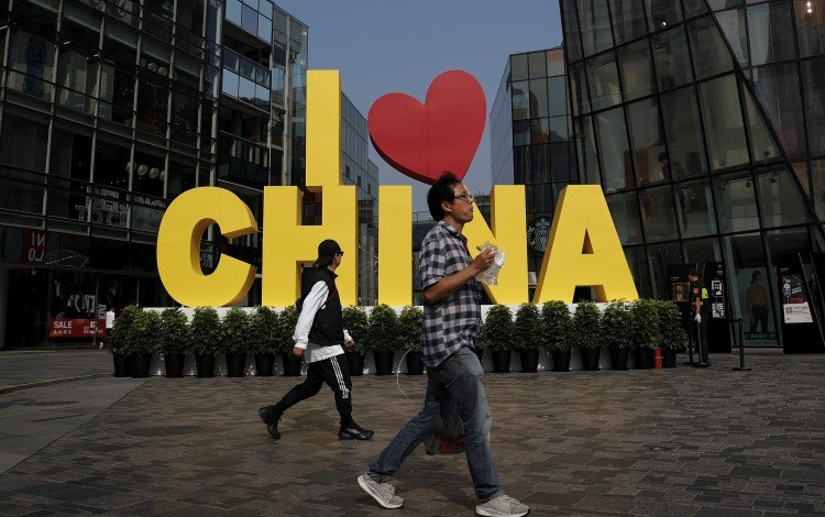 More people in Bulgaria, Poland and Lithuania held positive views of China rather than negative, according to the survey. Photo: AP