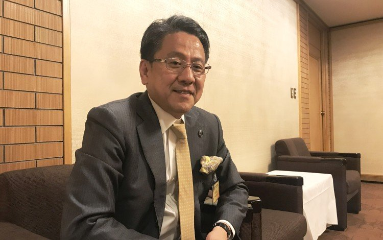 Japanese Official Tadashi Maeda Dismisses China's Belt And Road Initiative As Just A 'political Show'