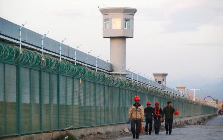 China Subsidising Xinjiang Companies' Use Of Forced Labour, US Lawmakers Told