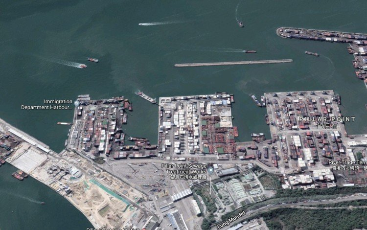 Hong Kong Government Considers Moving Trade Terminal To Make Way For New Town