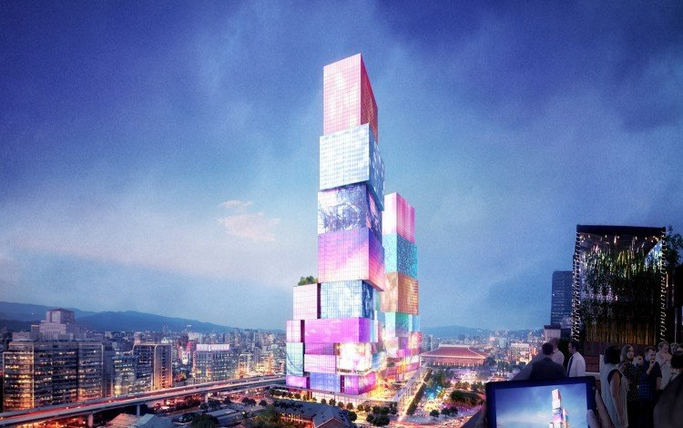 Hong Kong Firm That Lost Taipei Twin Towers Over 'links To Mainland China' Appeals Decision