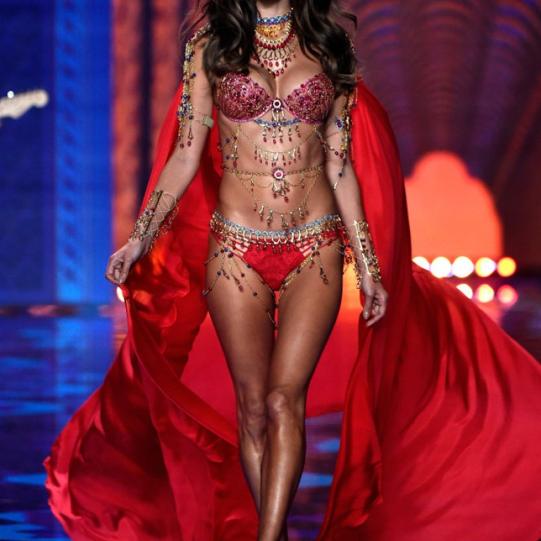 Victoria secret models are the who The Shady