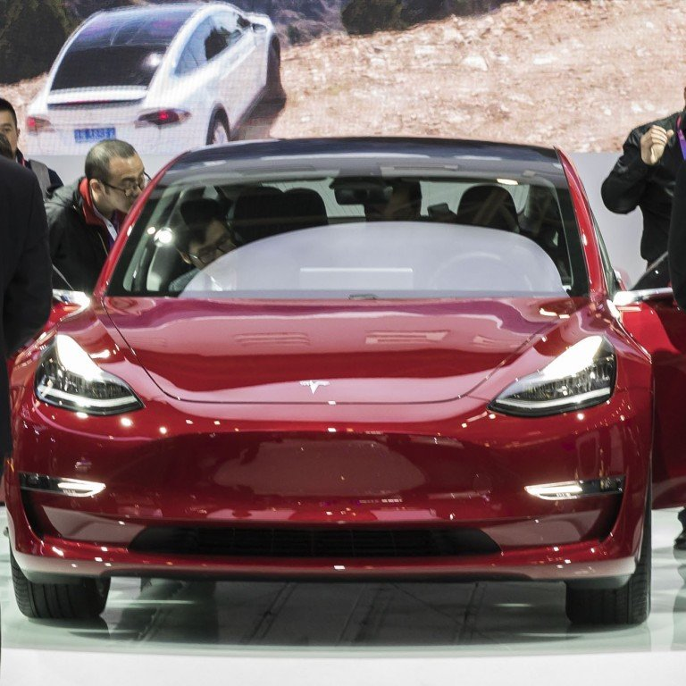 Are Chinese electric car start-ups doomed after Tesla's big