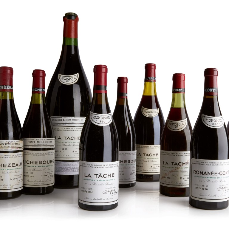 Maverick' investor's 'US$26 million wine collection' tipped to set