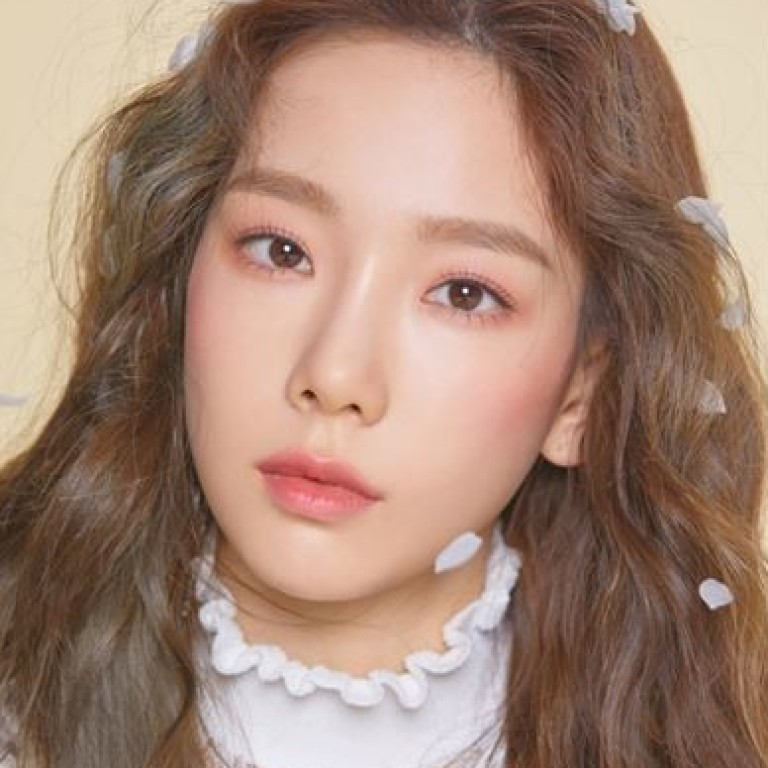 K-pop star Taeyeon is scheduled to release a new single on Sunday. Photo