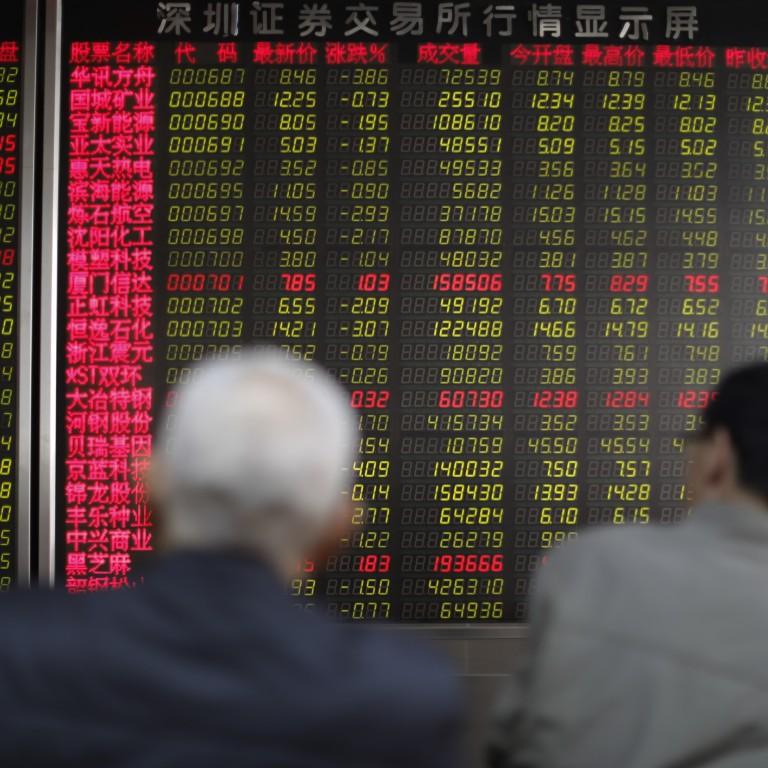 de5da0108 World-beating rally in mainland China stocks hits speed bump amid ...
