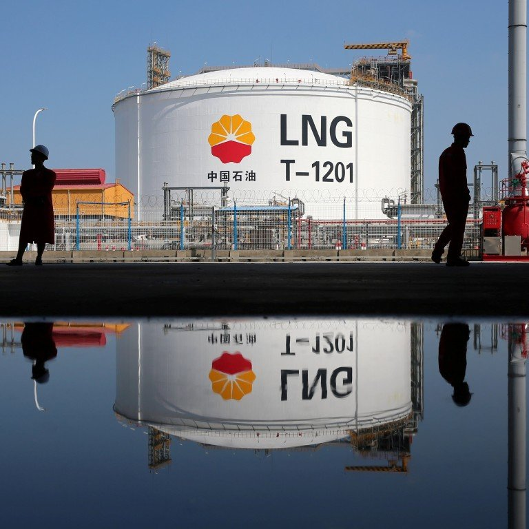 State energy giant PetroChina reports 130 per cent increase in net