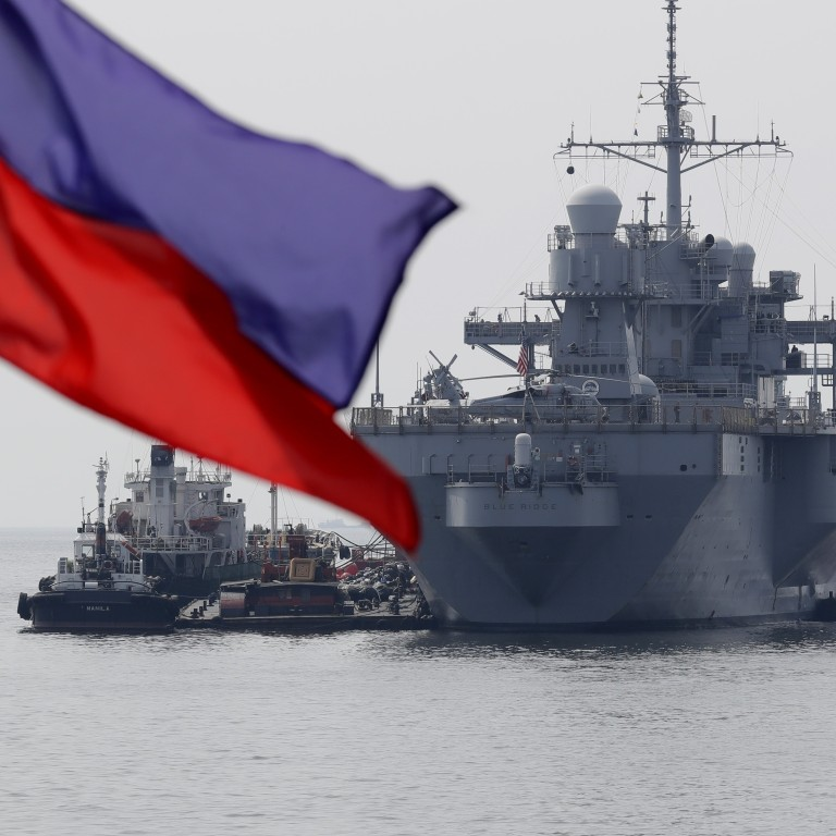 In Philippines, Support Mounts For South China Sea 'crimes