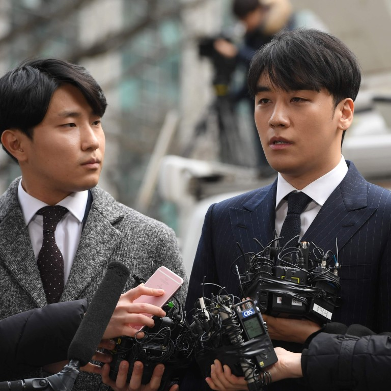 Taiwanese actors distance themselves from scandal hit K-pop