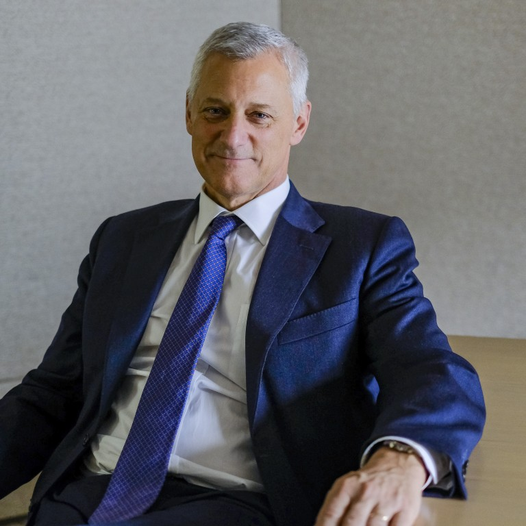 Standard Chartered CEO 'absolutely' pleased with pace of turnaround