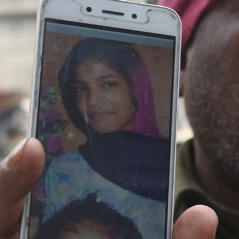 Teenage maid Uzma Bibi was found murdered and dumped in a
