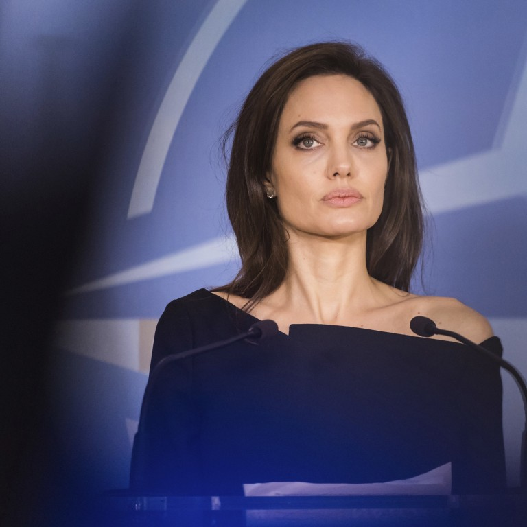 Angelina Jolie joins the Marvel Cinematic Universe – a star