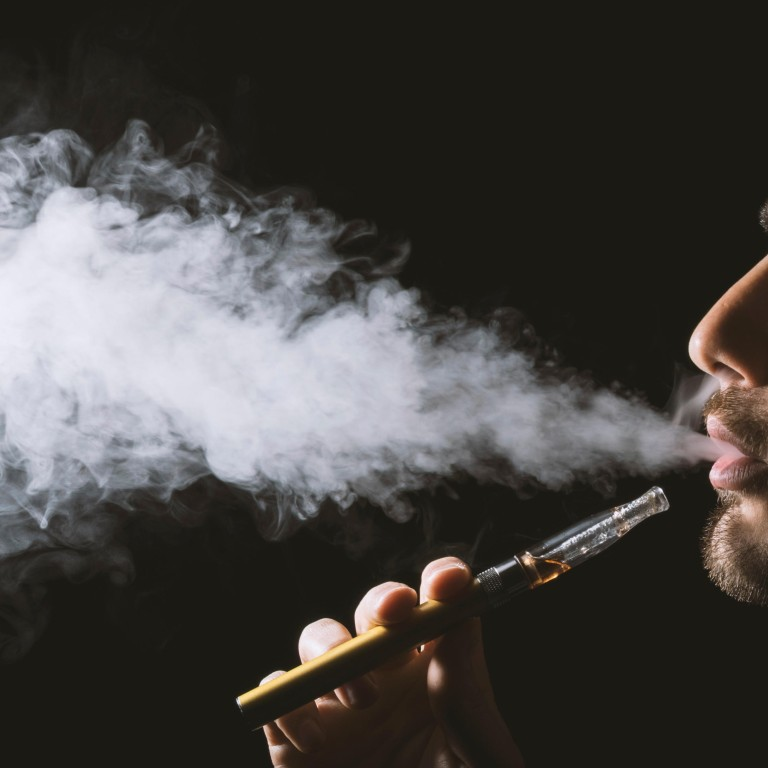 Vaping is not a gateway to smoking but health risks are real