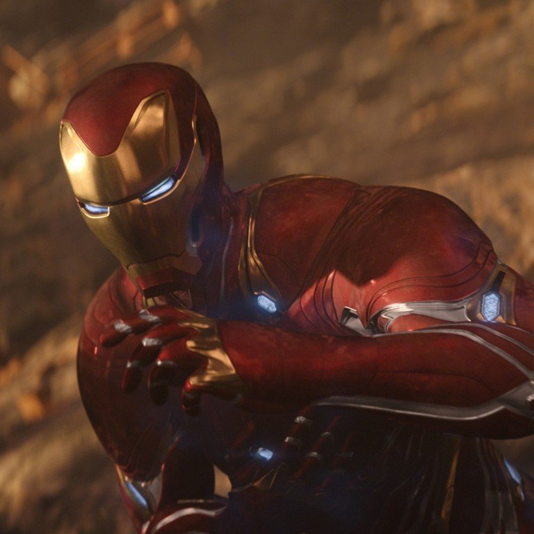 The 'Avengers: Endgame' workout series — tackle the Iron Man