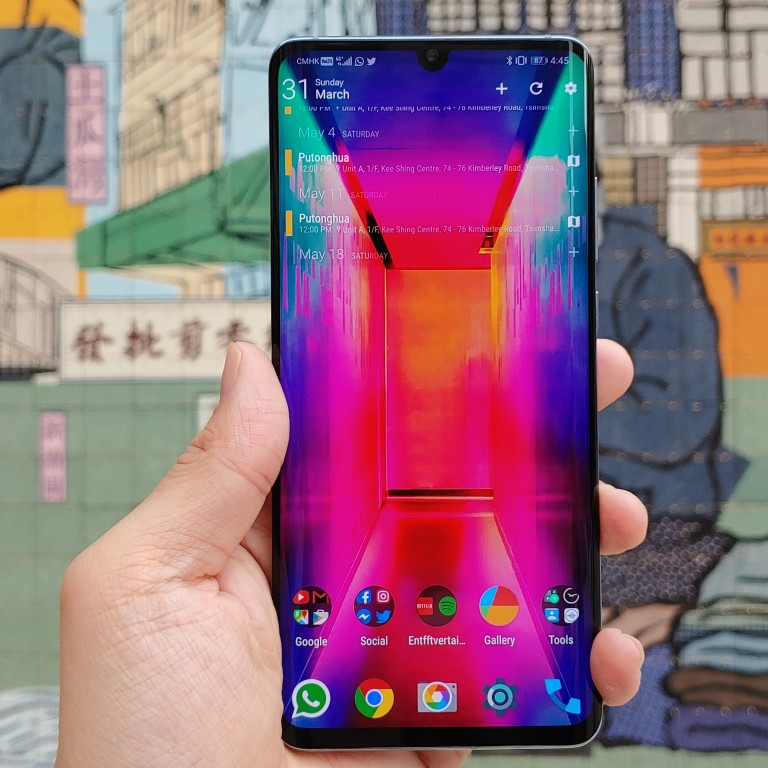 3f29adbeb5fd The Huawei P30 Pro s advances in smartphone zoom and extreme low light  photography put it streets