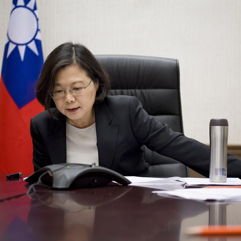 After Controversial Phone Call With Taiwan S Leader Donald