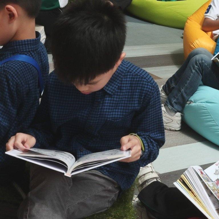 Hong Kong's poor reading habit 'will affect ability to learn