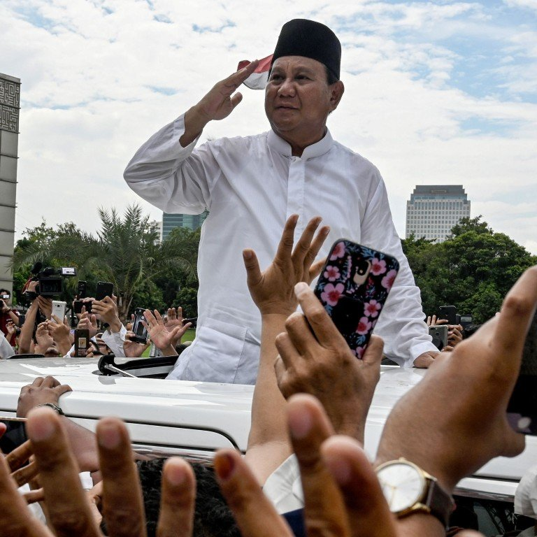 Indonesia election: why Prabowo Subianto is maintaining victory