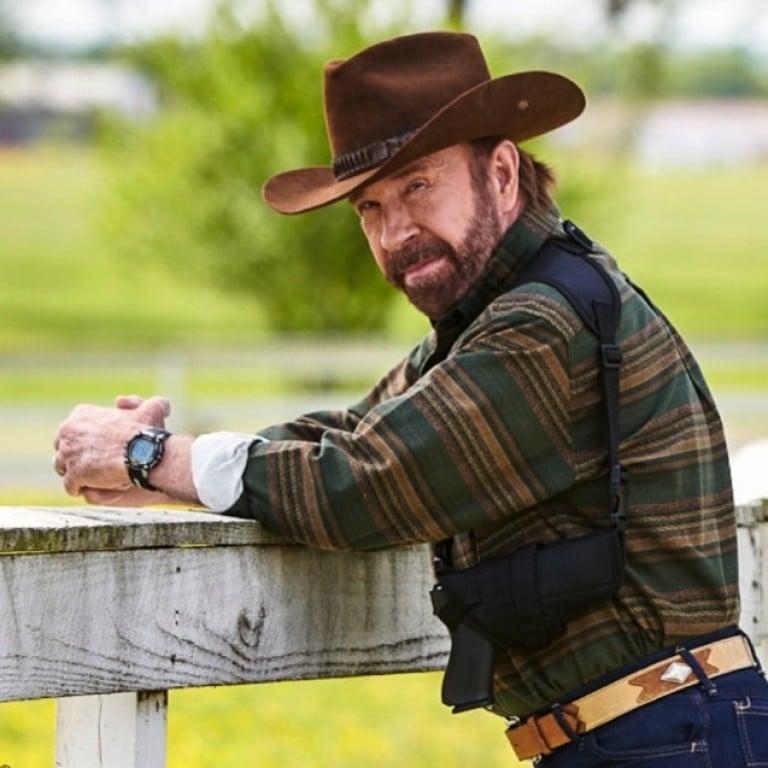 7b2aa4359 US martial arts legend Chuck Norris under fire for joining gun ...