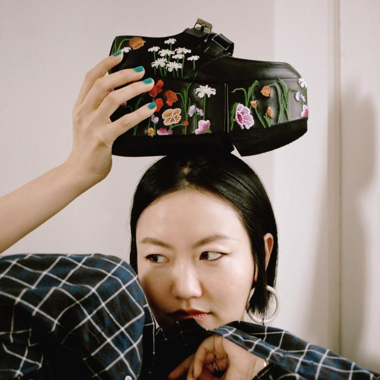 a44831c01e9 Chinese key opinion leader and stylist Lucia Liu (above) teamed up with  French luxury
