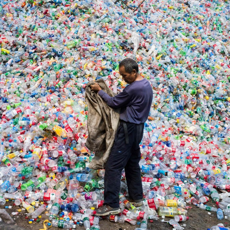 How China's Ban On Plastic Waste Imports Became An