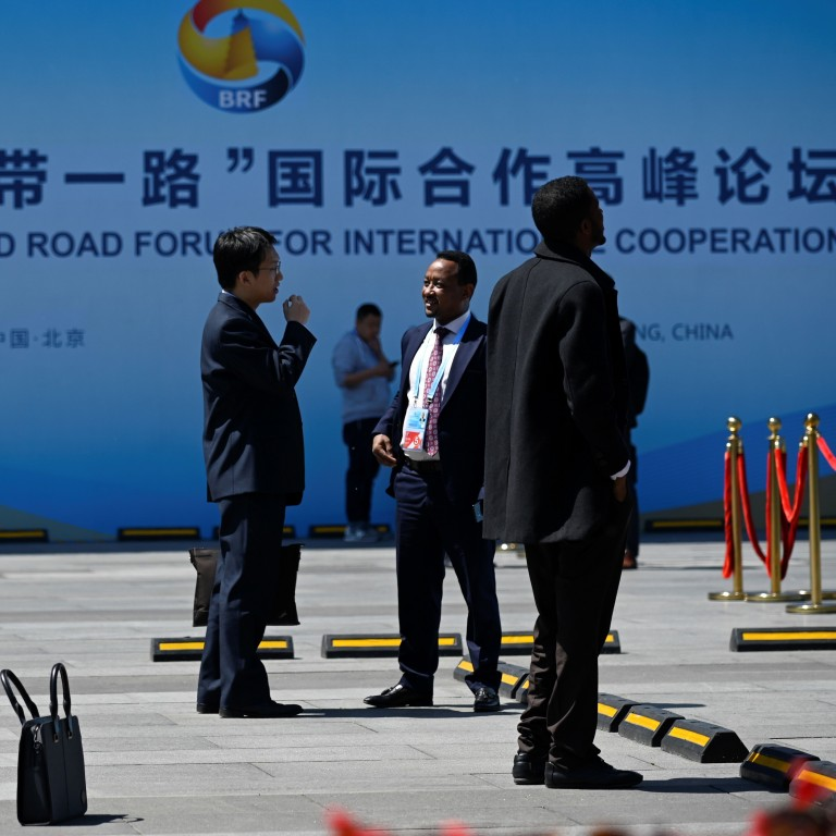 Delegates lost and confused at China's high-profile Belt and Road