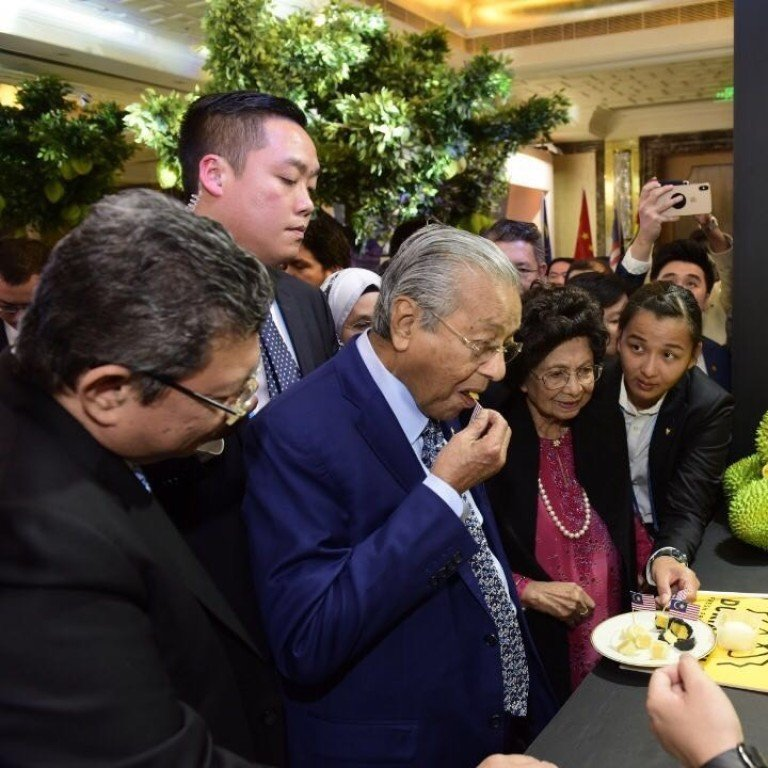 Malaysia wants to sell the 'Hermes' of durians, the Musang