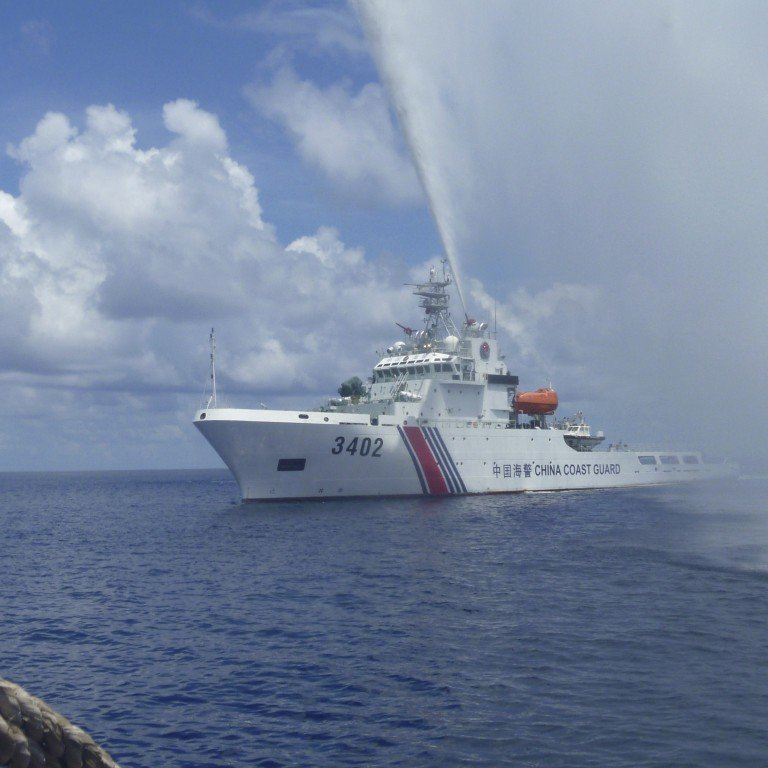 China's Coastguard 'can Expect Military Treatment' In
