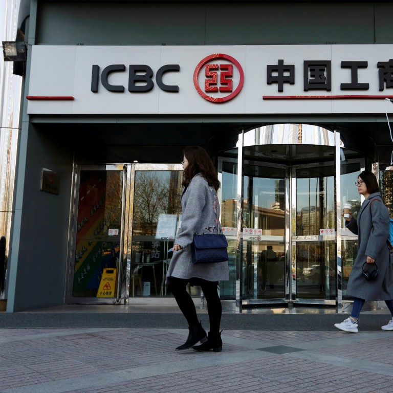 Chinese banks report lacklustre first-quarter profit growth, but a