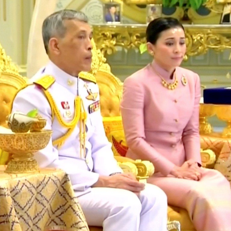 Suthida named Thailand's new queen three days before coronation of ...