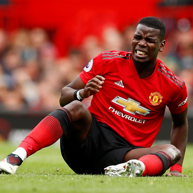 new product 9a974 2563e With Manchester United s Paul Pogba supposedly Madrid-bound, the chances of  Shanghai football fans