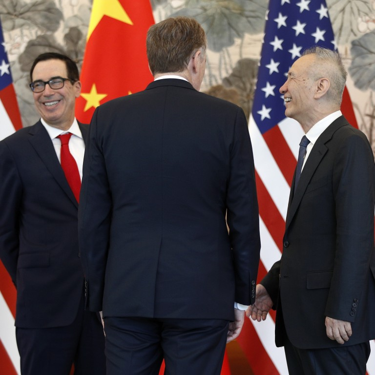 China Tempers Us Hints That Beijing And Washington Are