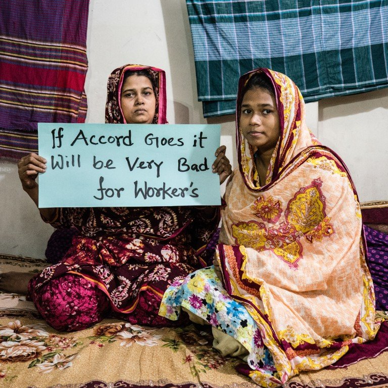 Six years after Bangladesh's Rana Plaza disaster, garment workers