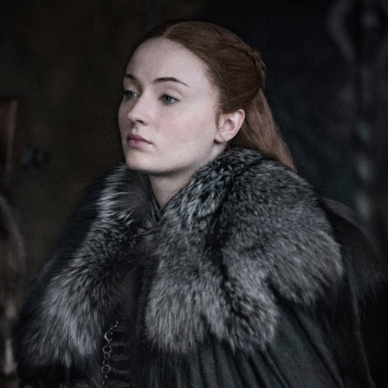 4247c2f8a27 Sophie Turner as Sansa Stark in Season 8 of Game of Thrones