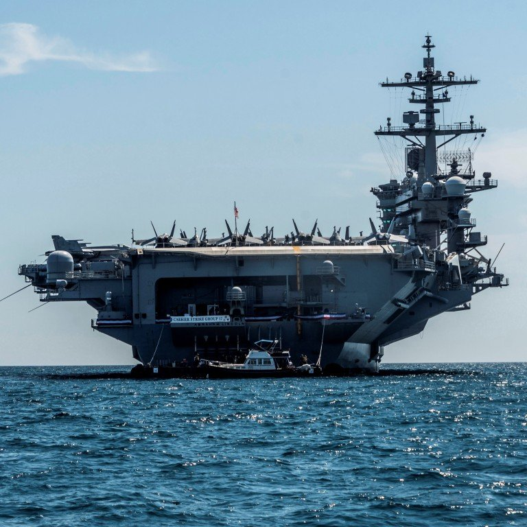US dispatches aircraft carrier to Middle East over ...Spanish Aircraft Carriers 2019