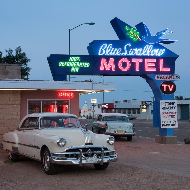 The Good Bad And Ugly Sides To A Route 66 Road Trip Where Kitsch Reigns Supreme South China Morning Post