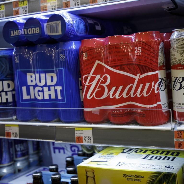 b757a95e Anheuser-Busch InBev, the brewer behind Budweiser and Bud Light, is  planning an